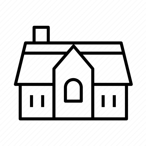 estate, estate004, house, property, residential, villa icon
