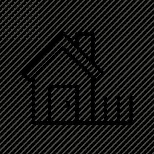 building, farm house, farmhouse002, home, house, rural icon