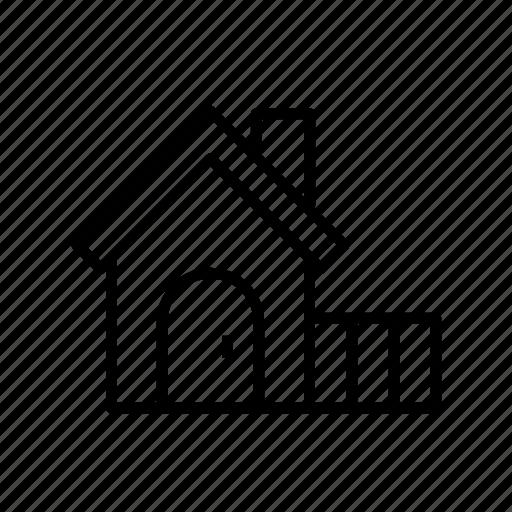 building, farm house, farmhouse004, home, house, rural icon