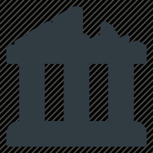 acropolis, architecture, building, greece, landmark, place icon