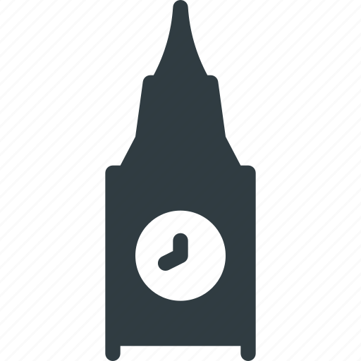 Building, ben, big, london, architecture, landmark, place icon - Download
