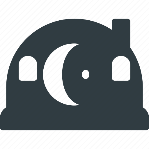 Architecture, building, hobbit, house, landmark, place icon - Download on Iconfinder