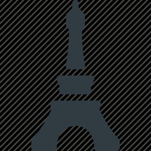 Architecture, building, eiffel, landmark, paris, place, tower icon - Download on Iconfinder