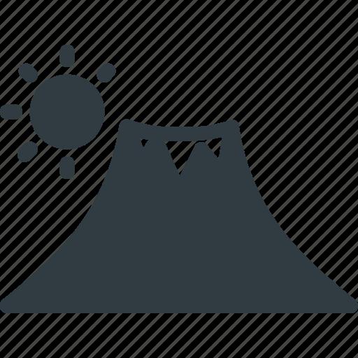 Kilimanjaro, landmark, landscape, mountain, place icon - Download on Iconfinder