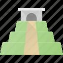 architecture, building, landmark, machu, picchu, place icon