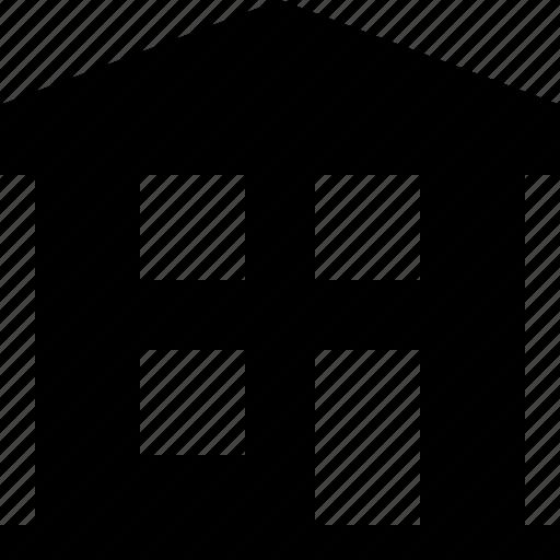 apartment, building, home, places icon