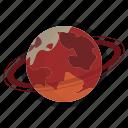 earth, mars, planet, pluto, sky, space, universe, venus icon