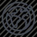 connection, earth, globe, network, orbit, planet, satellite