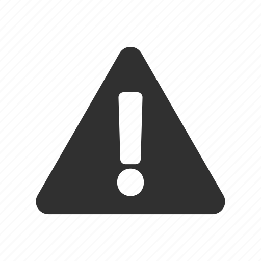 alert, caution, restricted, warning icon