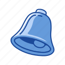 alert, bell, notification, sounds
