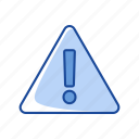 attention, caution, safety, warning icon
