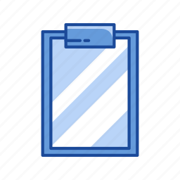 board, list, notes, organize icon