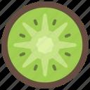 kiwi, organic, vegetarian, fruit, kiwis