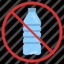 bottles, ecology, environment, no, plastic