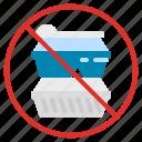 box, ecology, environment, no, plastic