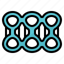 pack, plastic, rings icon