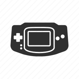 game console, gameboy, gaming, nintendo icon