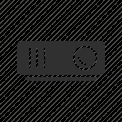 digital projector, projector, video, video projector icon