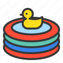 outdoors, play, playground, playground equipment, rubber pool icon