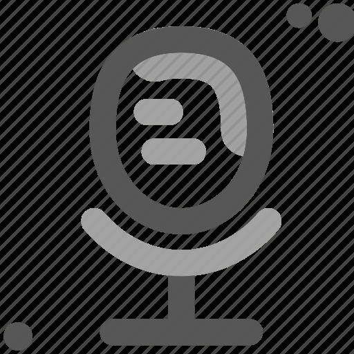 Lyrics, microphone, music, singer, singing, sound, voice icon - Download on Iconfinder