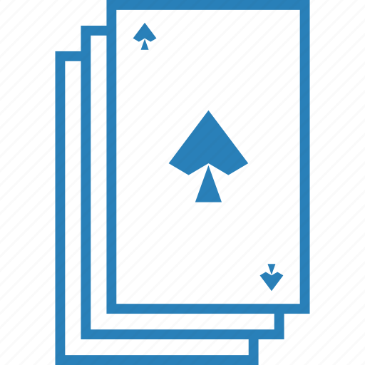 casino, deck, gambling, pike, playing cards, spade, suit icon