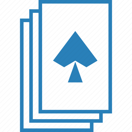 casino, gambling, pike, playing cards, poker, spade, suit icon
