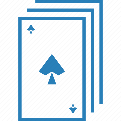casino, deck, gambling, pike, playing cards, poker, spade icon