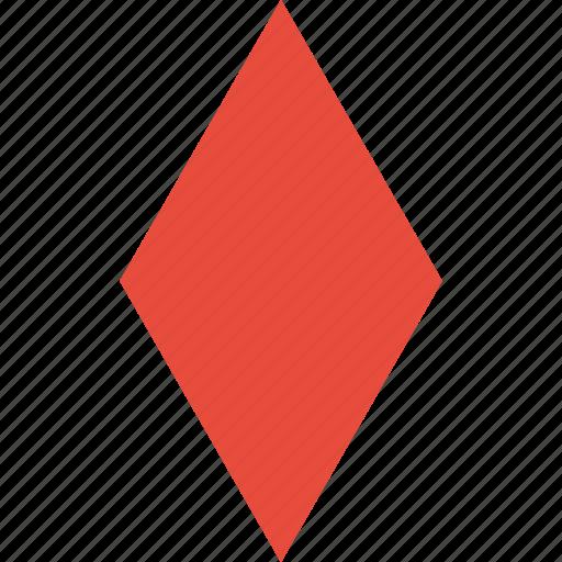 card, diamond, gamble, gambling, luck, playing, tile icon