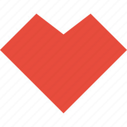 heart, like, love, playing cards, romantic, valentine, valentines icon