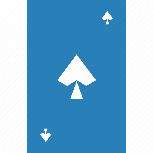 Card, gamble, pike, spade, game, playing cards, poker icon - Download on Iconfinder