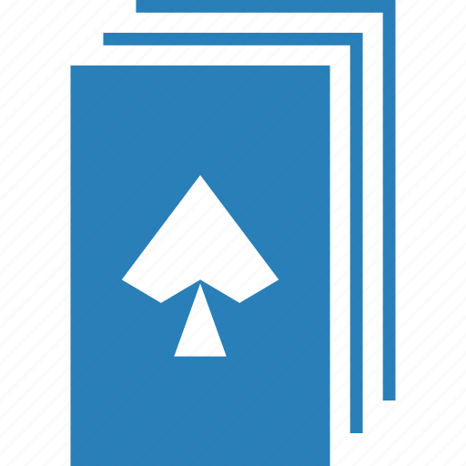 Gambling, pike, spade, suit, card game, casino, playing cards icon - Download on Iconfinder