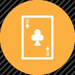 ace, blackjack, card, casino, gamble, gambling, play icon