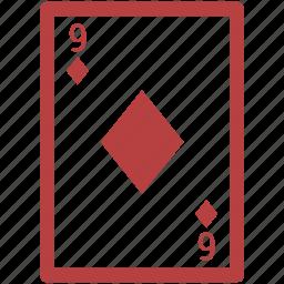 ace poker, blackjack, card, casino, diamond card, gambling, poker icon