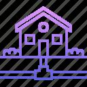 house, pipe, plumber, plumbing, water icon