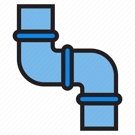 pipe, plump, tools, water icon