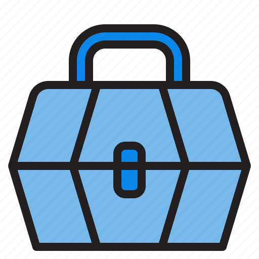 plump, toolbox, tools, water icon