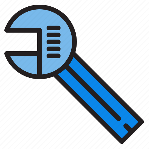 plump, tools, water, wrench icon