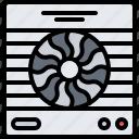 exhaust, hood, pipe, plumber, plumbing, water icon