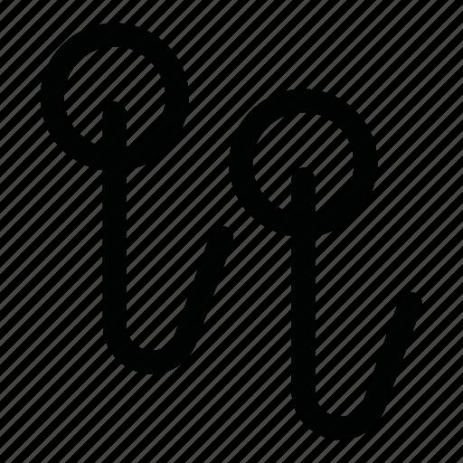 hang, hanger, hook, put, rack icon