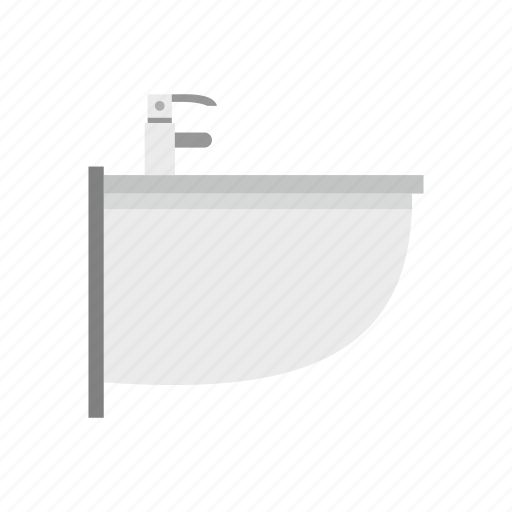 bathroom, clean, faucet, hygiene, sink, tap, water icon