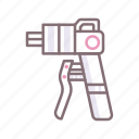 tube, expander, plumbing icon
