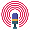 live, podcast, broadcasting, communication, audio