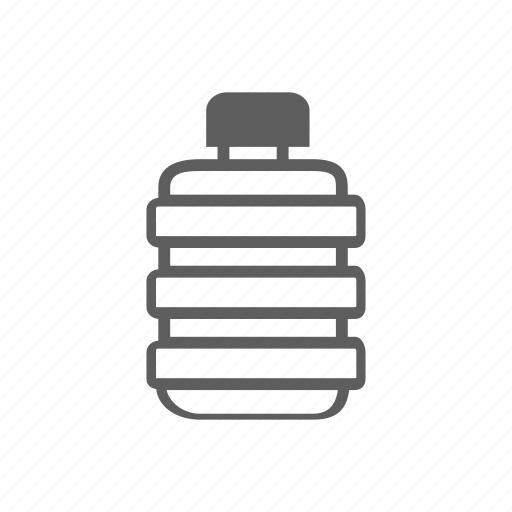 bottle, drink, tank, water icon