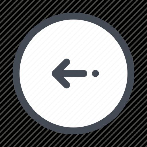 action, arrow, control, direction, pointer icon