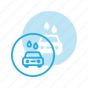 carwash, direction, gps, interest, location, map, points icon