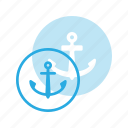 direction, gps, harbor, interest, map, points, port icon