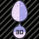 egg, lucky, pokemon, score icon