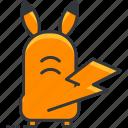 gaming, nintendo, pikachu, pokemon icon