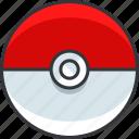 gaming, nintendo, pokeball, pokemon icon