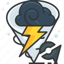 gaming, nintendo, pokemon, tornado icon